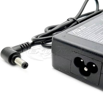 Зарядное устройство для ASUS 19V 3.42A(реплика), 5.5*2.5, фото 2