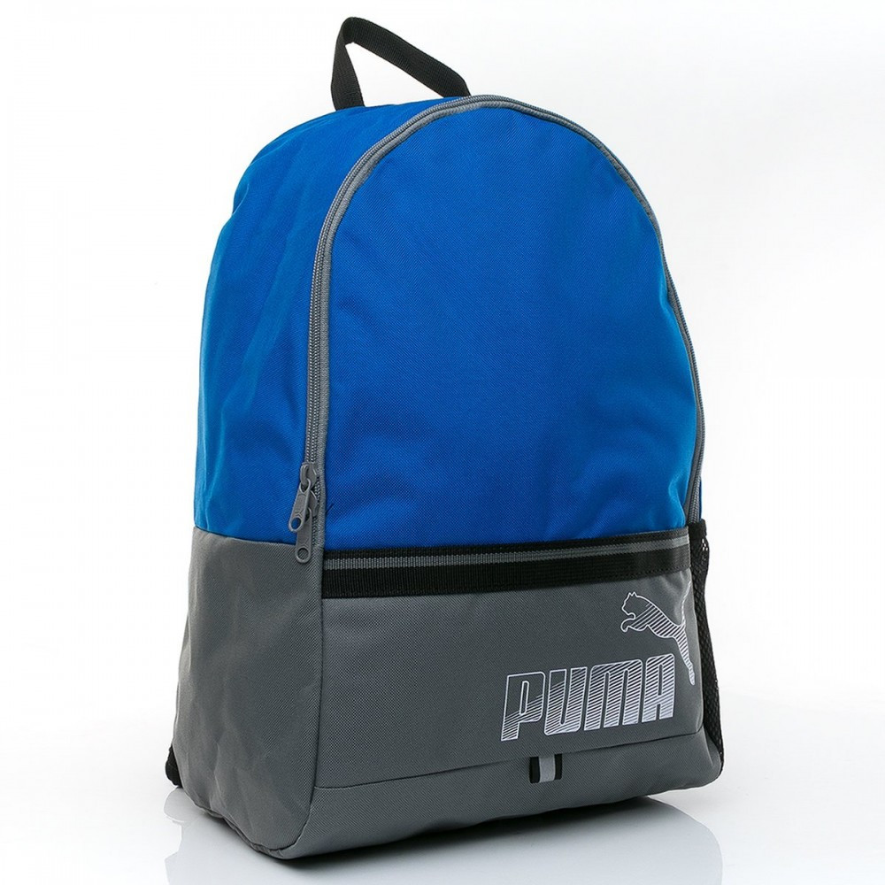 Рюкзак Puma Phase Mochila Blue-Grey