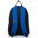 Рюкзак Puma Phase Mochila Blue-Grey, фото 2