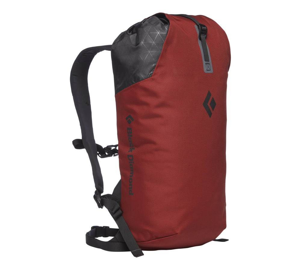Рюкзак Black Diamond Rock Blitz 15 Backpack Red Oxide