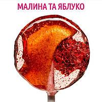 Натуральный леденец с малиной и яблоком, 10 г, TM GOGODZA