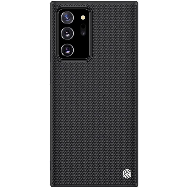 Nillkin Samsung Galaxy Note 20 Ultra Textured Case Black Чехол Накладка Бампер