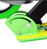 Двоколісний Самокат Складаний SCOOTER 460 Зелений SCALE SPORTS, великі колеса, фото 7