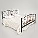 Ліжко металеве двоспальне Німфея, фото 2