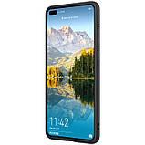 Nillkin Huawei P40 Textured Case Black Чохол Накладка Бампер, фото 4