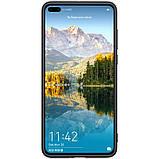 Nillkin Huawei P40 Textured Case Black Чохол Накладка Бампер, фото 2