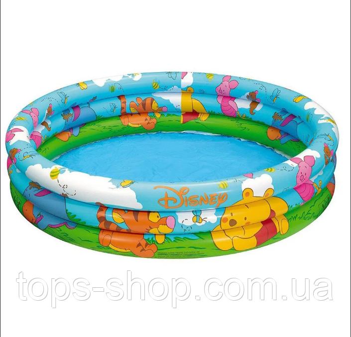 Intex Бассейн надувной детский 58915 размером 147х33см, 288 литров, от 2-х лет, в коробке