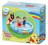 Intex Бассейн надувной детский 58915 размером 147х33см, 288 литров, от 2-х лет, в коробке, фото 2