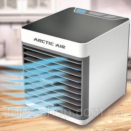 Портативний (мобільний) Міні Кондиціонер Arctic Air ULTRA, Переносний кондиціонер для будинку, квартири
