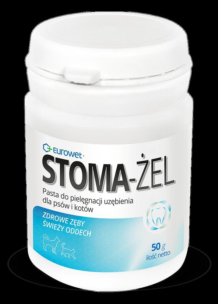 СТОМА ГЕЛЬ Stoma-Zel средство для ухода за ротовой полостью собак и кошек, 50 гр