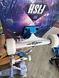Скейт деревянный, Скейтборд, натуральный канадский клен, для трюков, Fish Skateboards - UFO-EYE, премиум!!!, фото 9