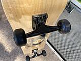 """Скейт деревянный, Скейтборд """" Canada 100 % """" , натуральный канадский клен, дека 79х20 см, супер качество, фото 2"""