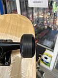 """Скейт деревянный, Скейтборд """" Canada 100 % """" , натуральный канадский клен, дека 79х20 см, супер качество, фото 3"""