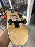 """Скейт деревянный, Скейтборд """" Canada 100 % """" , натуральный канадский клен, дека 79х20 см, супер качество, фото 5"""