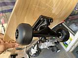 """Скейт деревянный, Скейтборд """" Canada 100 % """" , натуральный канадский клен, дека 79х20 см, супер качество, фото 7"""
