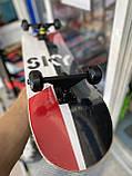 """Скейт дерев'яний, Скейтборд """" Sky """" , натуральний канадський клен, дека 79х20 см, супер якість, фото 2"""