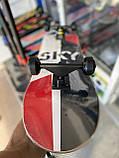 """Скейт дерев'яний, Скейтборд """" Sky """" , натуральний канадський клен, дека 79х20 см, супер якість, фото 3"""
