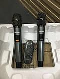 Портативна колонка з мікрофонами Temeisheng SL208-22 160W (USB/Bluetooth/Акумулятор/260W), фото 7