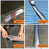Стрічка скотч, водонепроникна посилена клейка стрічка скотч, Buryl Waterproof tape 1мм х10см х5мм, фото 6