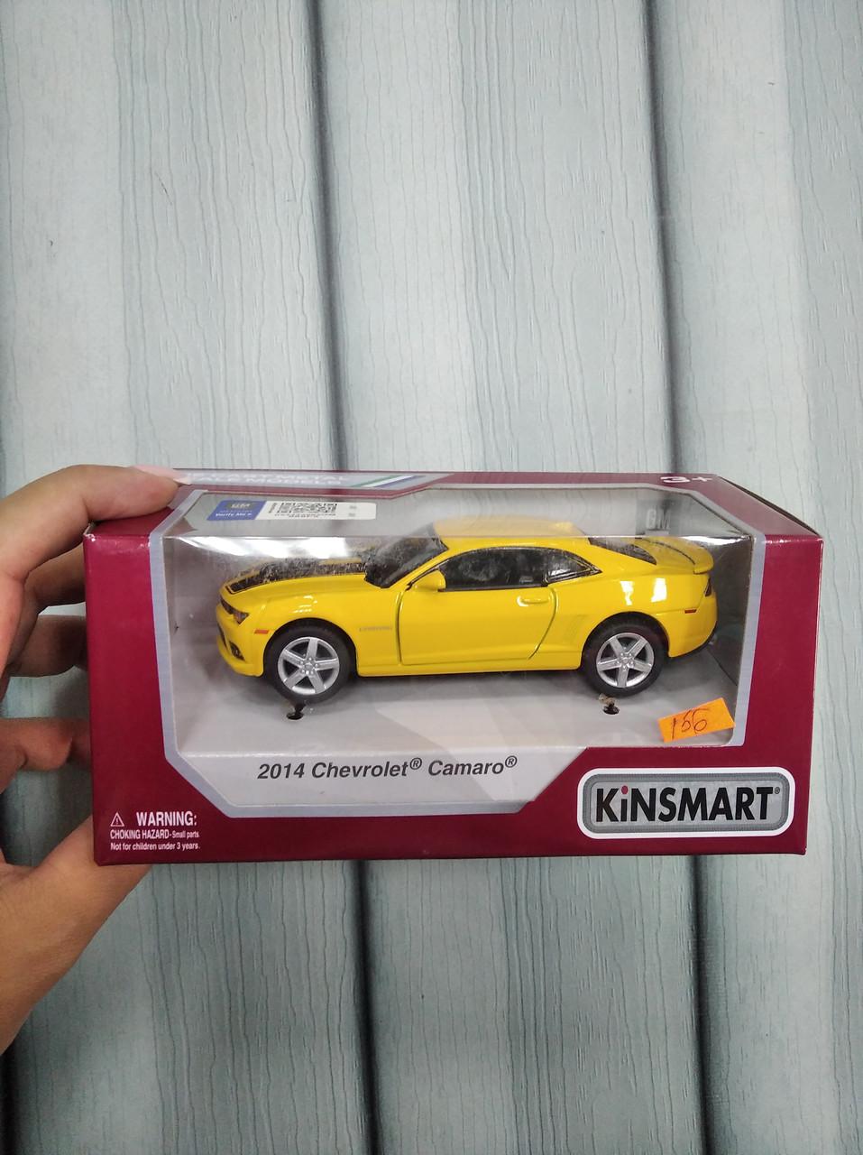 Машина Chevrolet Camaro