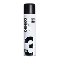 Лак-Спрей для волосся сильної фіксації (Діамант [3]) - C:EHKO 400ml (Оригінал)