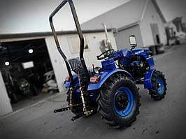 Мототрактор Булат Т-185 Мастер 3Т из трехточечной навесной системой, почвофреза 125 см, плуг комплекте идет