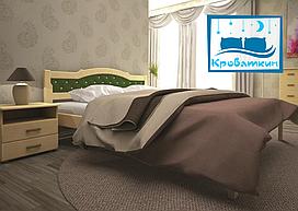 Кровать Юлия-2 90х190см Тис