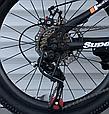 Детский горный велосипед 20 дюймов MTB-1 ОРАНЖЕВЫЙ Спортивный подростковый велосипед 20 дюймов, фото 7