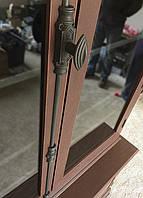 Cremones - замок с вертикальными тягами для создания аутентичного дизайна интерьера