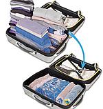Вакуумный мешок набор 2 шт/уп 60х60х15см, фото 5