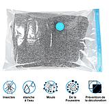 Вакуумный мешок набор 2 шт/уп 60х60х15см, фото 8