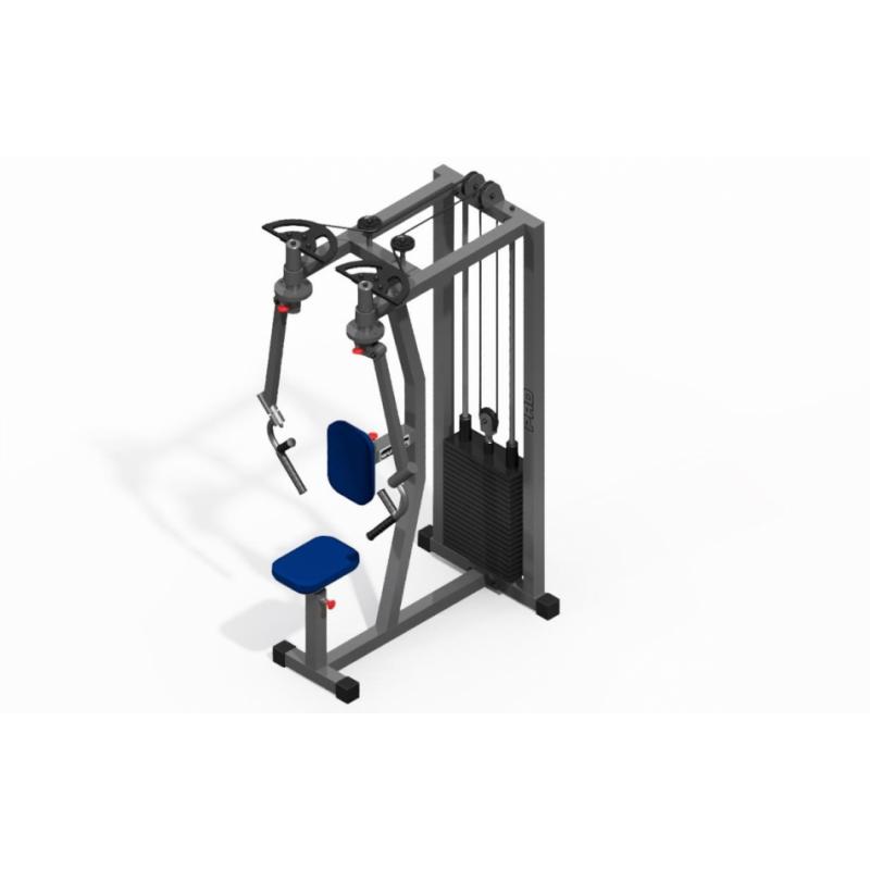 Тренажер GB-09 Тренажер для мышц груди и задних дельт