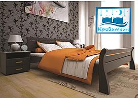 Кровать Ретро-1 90х190см Тис