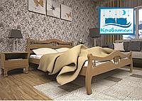 Кровать Корона-2 90х190см Тис
