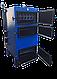 Твердотопливный котел Эталон КСТО-А 70 кВт с электронной турбиной и блоком управлением в комплекте, фото 2