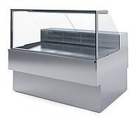 Холодильная витрина ВХС-1,8 Илеть Cube МХМ (статика)