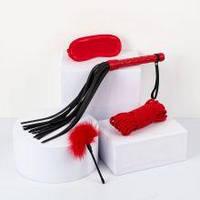 Набір Passion BDSM Leather Set, RED