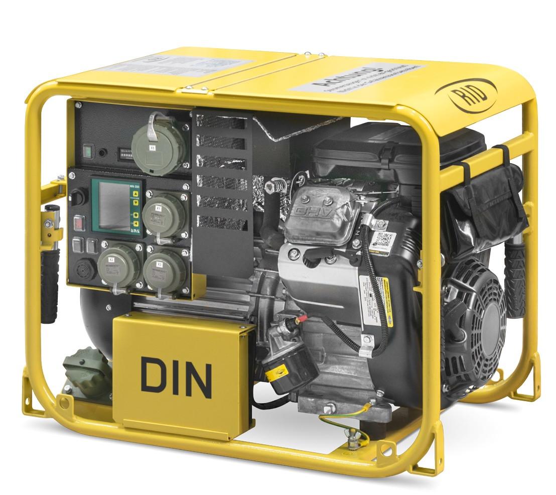 ⚡DIN RID RH 3541 ERN (2,8 кВт)