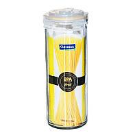 Стеклянный контейнер-банка Glasslock для хранения сыпучих изделий с крышкой 1800 мл IP586, КОД: 1462542