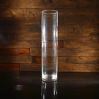 Ваза h 68 см, Ø 15 см, колба, фото 1