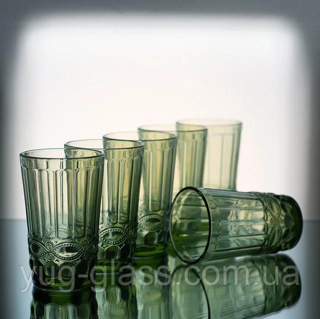 Високі склянки