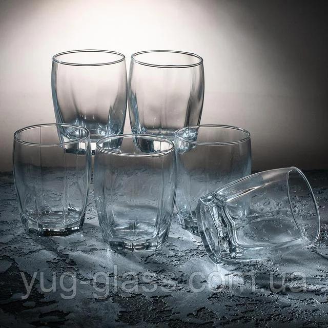 Низкие стаканы