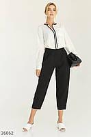 Трендовые зауженные брюки S M L XL
