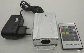 LED проектор 5W RGB 12V, с пультом управления для хаммама
