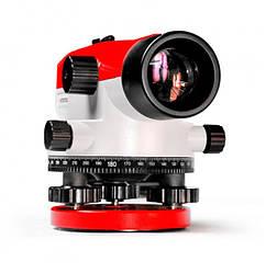 Оптический нивелир♦ INTERTOOL MT-3010♦20-ти кратный статический зум