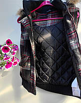 Безрукавка женская осень - зима размер наш 48 (в -156), фото 3