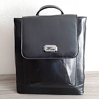 Рюкзак жіночий чорний 11441-а, фото 1