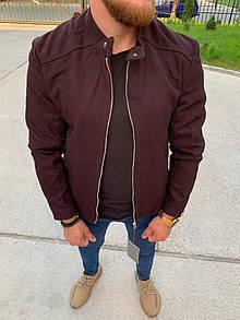 Чоловіча куртка 2021, Бордо