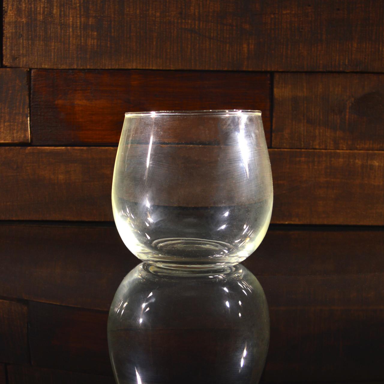 Аквариум, бокал без ножки 1,8 л, ваза
