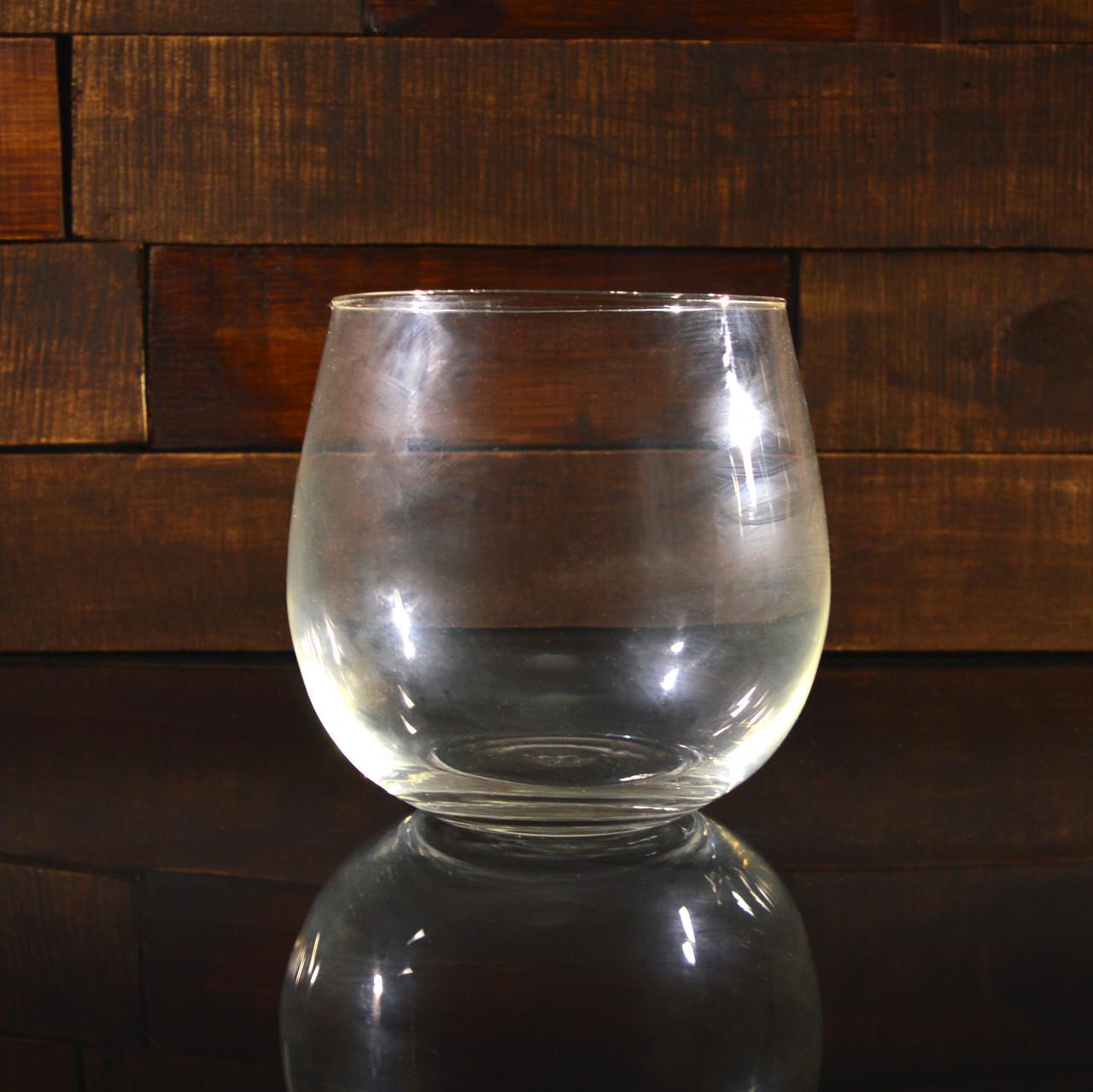 Аквариум, бокал без ножки 3,4 л, ваза